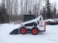 Reno Demolition, and skidsteer for hire