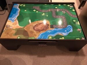 Kids play table imagination table