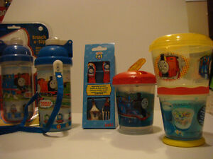 Thomas the Train Cups and Flatware