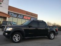 2007 Ford Explorer Sport Trac XLT LOCAL TRADE, HISTORY REPORT, 4
