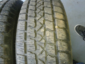 FIVE 215/65R16 WINTERS  truro
