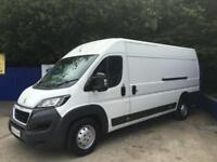 2014 64 Peugeot Boxer 2.2HDi 130 2014MY Professional 435 L4H2 Van