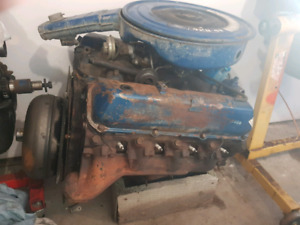 460 and 429 ford engines