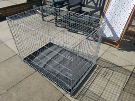 Extra large dog cage for sale