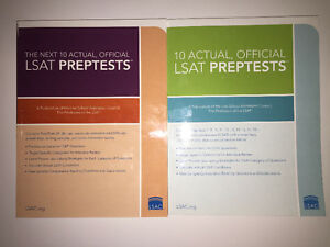 LSAT PrepTests from LSAC