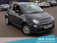 2013 FIAT 500 1.2 Pop GBP30 Tax Low Miles 2 Owners