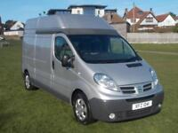 Nissan Primastar AUTOMATIC LONG W BASE HIGH ROOF