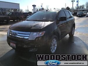 2010 Ford Edge SEL   CANADIAN COMFORT PACKAGE, FRONT HEATED SEAT