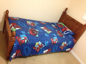 Single kid bed