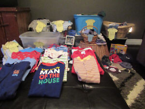 Baby and Toddler Clothing for Sale Come See It!! NB to 4T