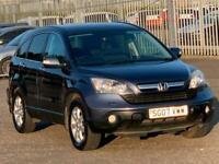 2007 Honda CR-V 2.0 i-VTEC ES , mot - September 2021 , 3 month warranty