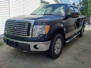 2011 Ford F-150 4WD SuperCrew XLT Pickup Truck