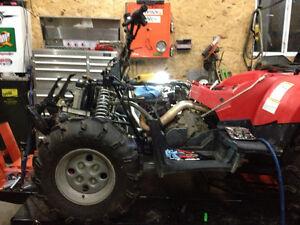 ATV Pre-season Tune-ups and Repairs