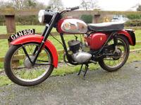BSA BANTAM D7 1966 175cc