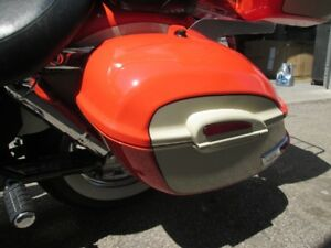 Honda Side Bags and Trunk