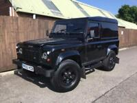 Land Rover 90 Defender County 2.5Td5**2 OWNERS**FULL HISTORY**