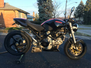 Ducati S2R 800 Super low mileage and very upgraded