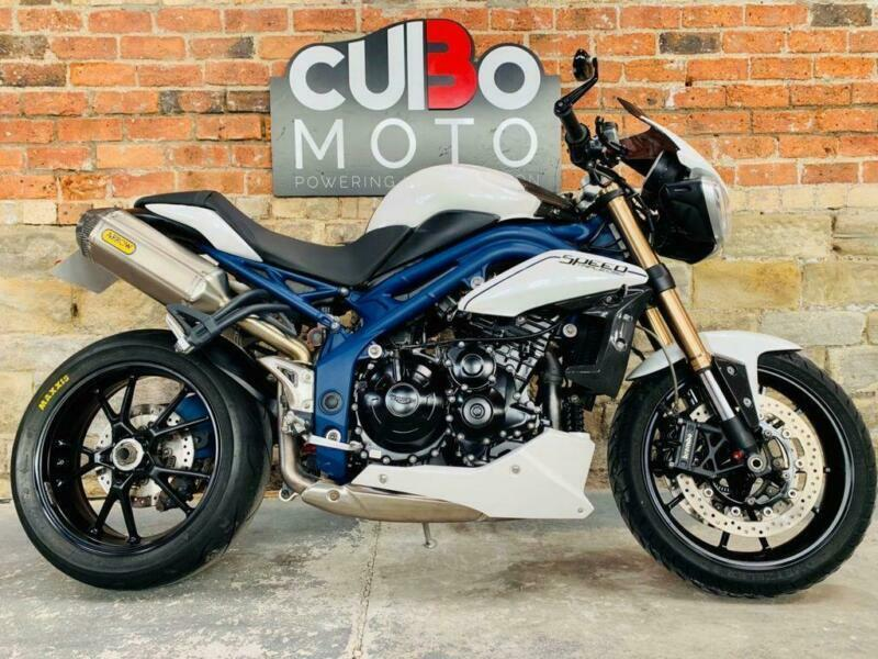 Triumph Speed Triple Special Edition 1050 Abs 2013 13 In