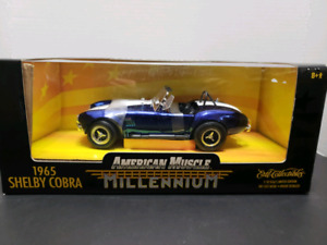 1965 SHELBY COBRA DIE CAST CAR*BRAND NEW IN BOX*