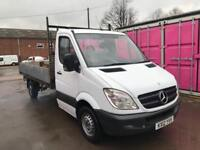 Mercedes-Benz Sprinter 2.1TD 313CDI LWB, 2012REG, DROPSIDE, FOR SALE