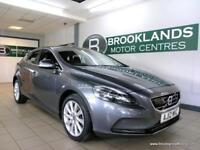 Volvo V40 2.0 D3 150 S/S SE LUX NAV [3X SERVICES, SAT NAV, LEATHER, ?30 ROAD TAX
