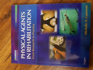 Physical agent in rehabilitation third edition Michelle cameron