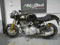 "NORTON COMMANDO 961""SPORT"" BLACK 2011"