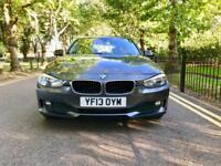 BMW 320d 2.0TD Automatic 2013 SE Leather seats Satnav Hpi Clear bmw 320d