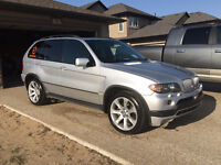 2004 BMW X5 4.8is SUV, Open to offers!