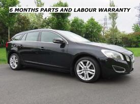 2011 VOLVO V60 1.6 DIESEL S.E.LUX**ESTATE**MEDIA PACK**START-STOP