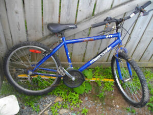 NON WORKING 18 speed bike $10 firm