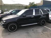 2004 Shape BMW X5 3.0i AUTO Sport. SUPERB. Mot. Tax. Leather. Free Insurance