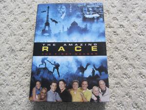 Season 1 of The Amazing Race on DVD