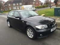BMW 118d SE - Low mileage, one previous owner