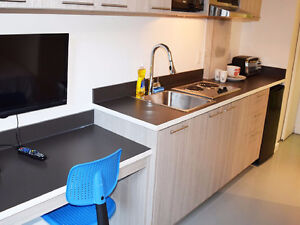 Furnished Apartment – across Street from Concordia University