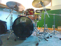 Agricola Street Drum Lessons - All Levels & Styles