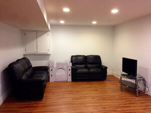 1 bed room legal suite for rent in Eagle ridge