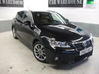 2013 Lexus CT 200H ADVANCE Automatic Hatchback
