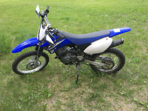 REDUCED -2015 Yamaha ttr 125L
