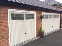 Hormann Single and Double Garage Door