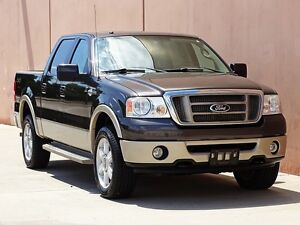 2007 Ford F-150 KING RANCH CREW CAB