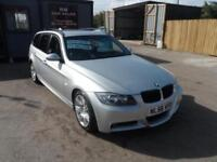 2006 56 BMW 320i M PORT TOURING 5 DOOR ESTATE