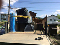 Cheap junk removal/yard waste/sod/garage cleaning