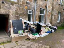 Rubbish UpLift/ house clearance