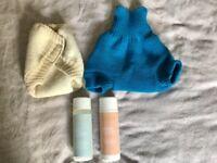 Disana nappy covers - New -