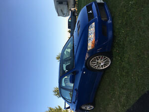 (RHD) 2001 Mitsubishi Evolution 7