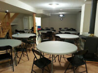 Chan Party Rentals    All kind of your events , Basement  Party
