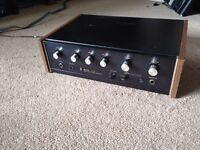 Sansui AU101 Integrated Amplifier With Phono Stage