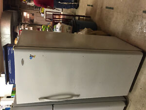 Several fridge and freezer for sale