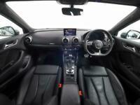 2018 Audi RS3 2.5 TFSI RS 3 Quattro 5dr S Tronic Auto Hatchback Petrol Automatic